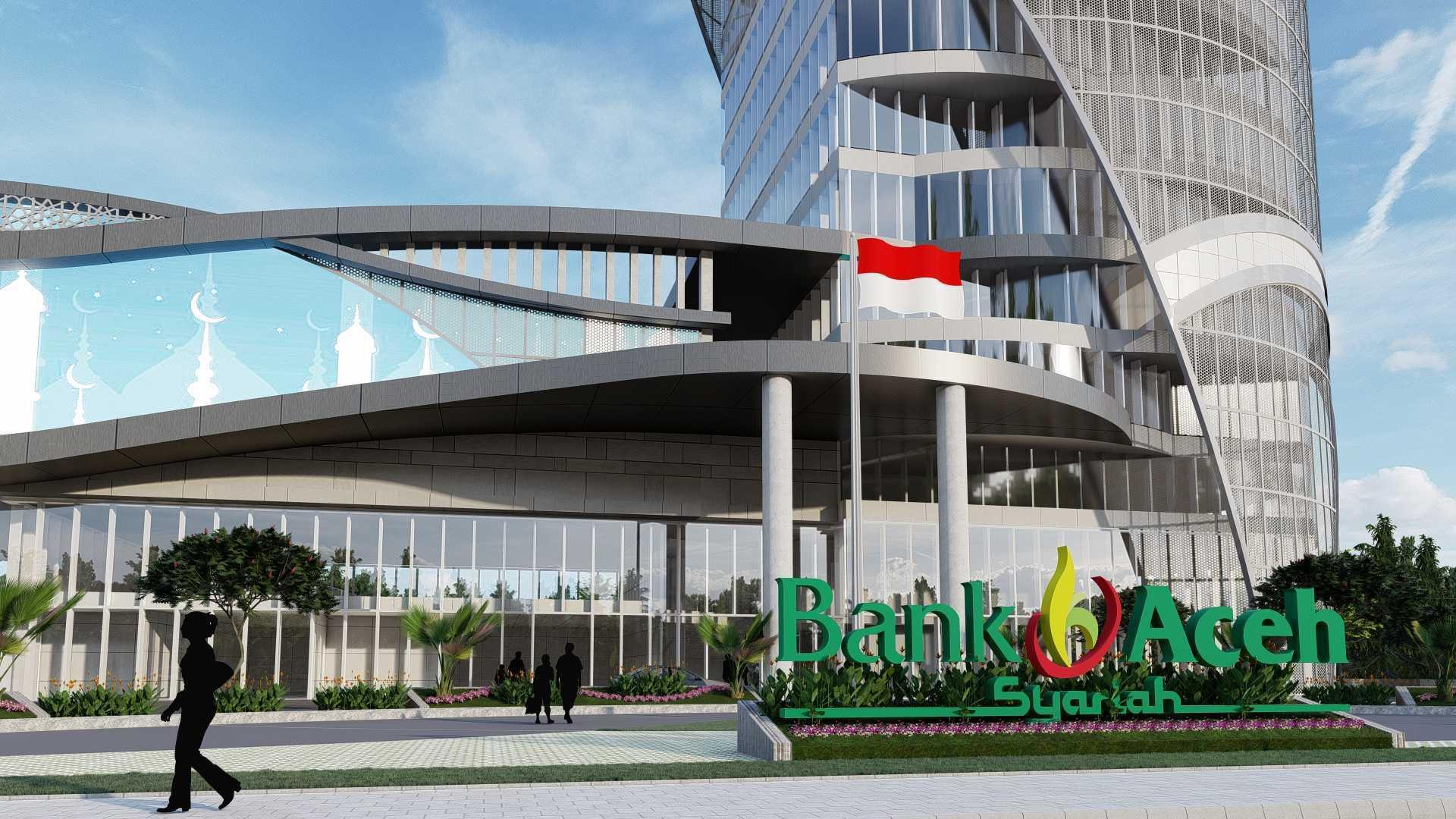 Raaj Gill Arsitek Bank Aceh Syariah Banda Aceh, Kota Banda Aceh, Aceh, Indonesia Aceh, Indonesia Raaj-Gill-Arsitek-Bank-Aceh  102175