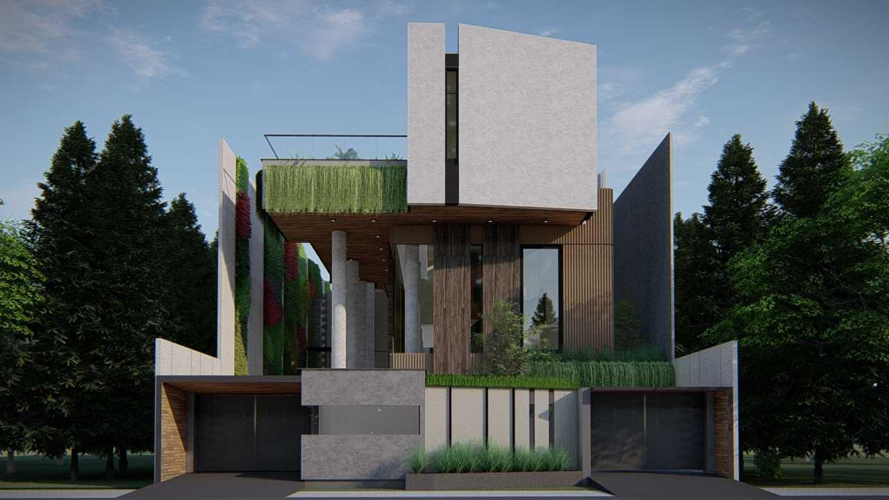 Raaj Gill Arsitek J House Jakarta, Daerah Khusus Ibukota Jakarta, Indonesia Jakarta, Daerah Khusus Ibukota Jakarta, Indonesia Raaj-Gill-Arsitek-Joune-House  102205