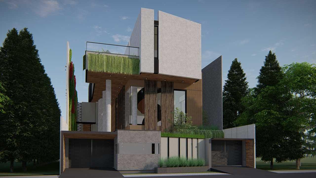 Raaj Gill Arsitek J House Jakarta, Daerah Khusus Ibukota Jakarta, Indonesia Jakarta, Daerah Khusus Ibukota Jakarta, Indonesia Raaj-Gill-Arsitek-Joune-House  102207