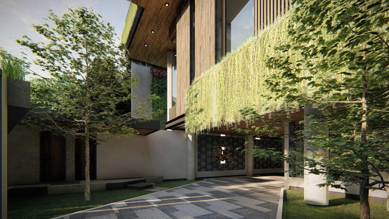 Raaj Gill Arsitek J House Jakarta, Daerah Khusus Ibukota Jakarta, Indonesia Jakarta, Daerah Khusus Ibukota Jakarta, Indonesia Raaj-Gill-Arsitek-Joune-House  102208