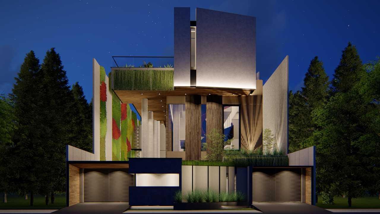 Raaj Gill Arsitek J House Jakarta, Daerah Khusus Ibukota Jakarta, Indonesia Jakarta, Daerah Khusus Ibukota Jakarta, Indonesia Raaj-Gill-Arsitek-Joune-House  102216