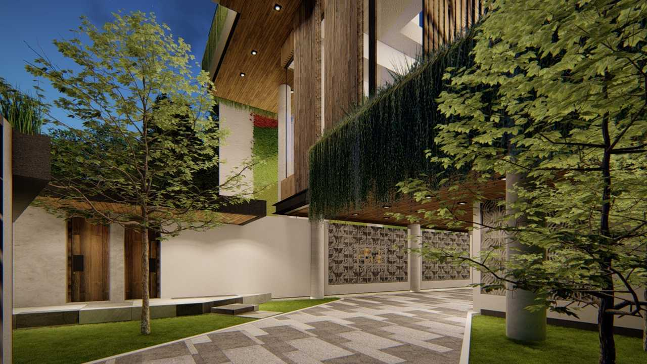 Raaj Gill Arsitek J House Jakarta, Daerah Khusus Ibukota Jakarta, Indonesia Jakarta, Daerah Khusus Ibukota Jakarta, Indonesia Raaj-Gill-Arsitek-Joune-House  102219