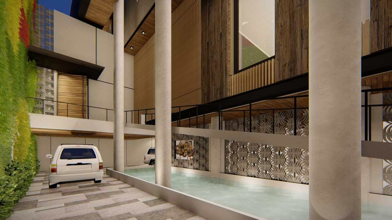 Raaj Gill Arsitek J House Jakarta, Daerah Khusus Ibukota Jakarta, Indonesia Jakarta, Daerah Khusus Ibukota Jakarta, Indonesia Raaj-Gill-Arsitek-Joune-House  102221