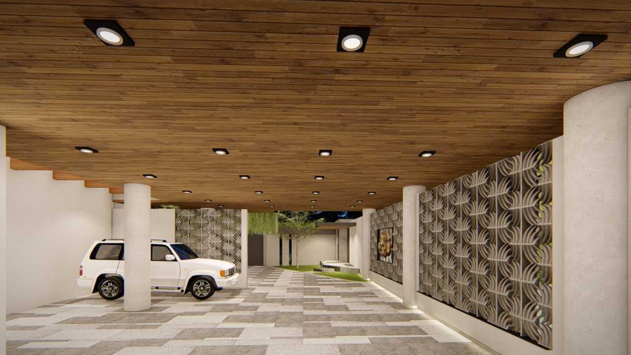 Raaj Gill Arsitek J House Jakarta, Daerah Khusus Ibukota Jakarta, Indonesia Jakarta, Daerah Khusus Ibukota Jakarta, Indonesia Raaj-Gill-Arsitek-Joune-House  102222