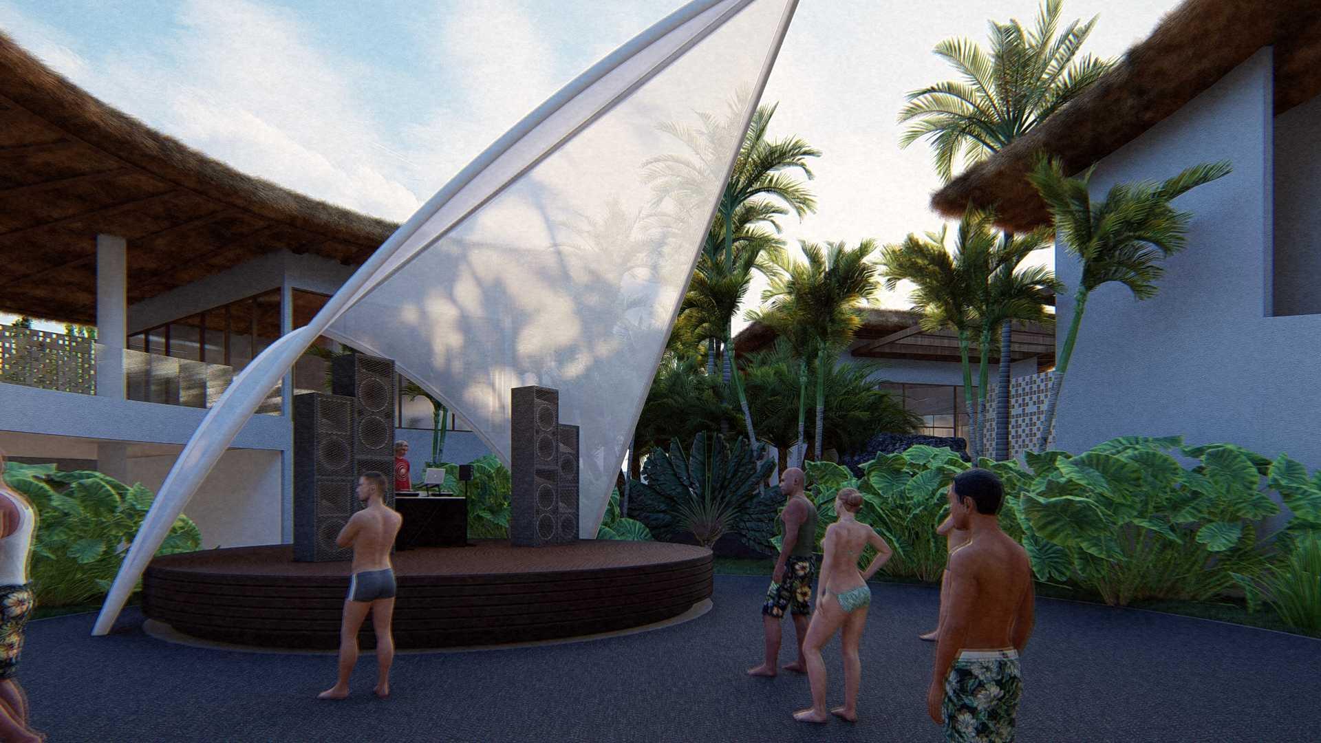 Raaj Gill Arsitek Goethe Club Canggu, Kec. Kuta Utara, Kabupaten Badung, Bali, Indonesia Bali, Indonesia Raaj-Gill-Arsitek-Studio-Bali  102250