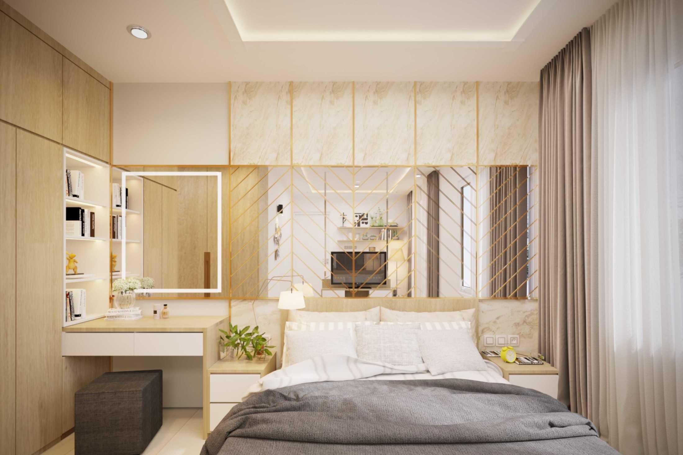 Studio Dinding Michelia 7 House Serpong, Kota Tangerang Selatan, Banten, Indonesia Serpong, Kota Tangerang Selatan, Banten, Indonesia Studio-Dinding-Michelia-7-House  56937