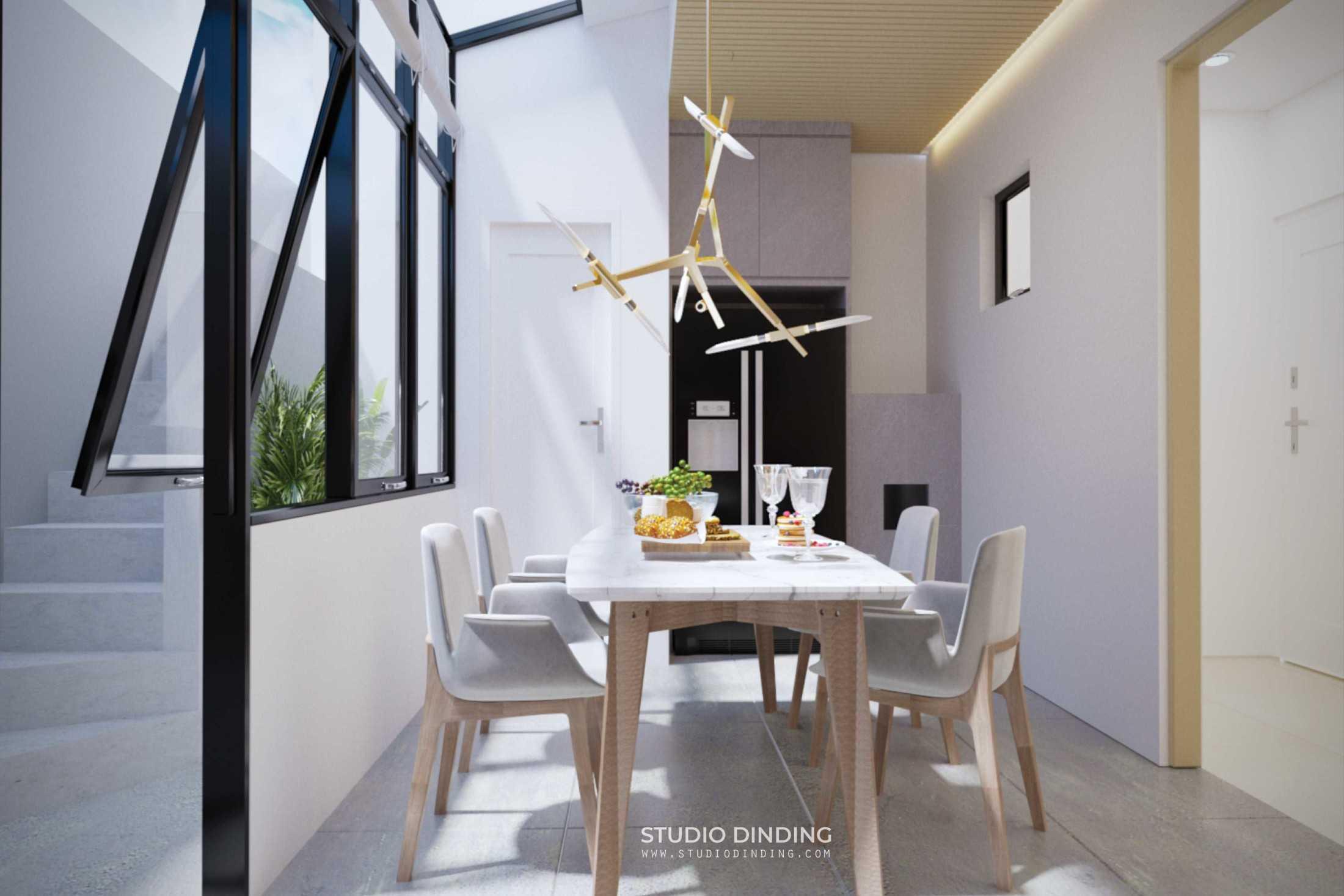 Studio Dinding Michelia 7 House Serpong, Kota Tangerang Selatan, Banten, Indonesia Serpong, Kota Tangerang Selatan, Banten, Indonesia Studio-Dinding-Michelia-7-House  56948
