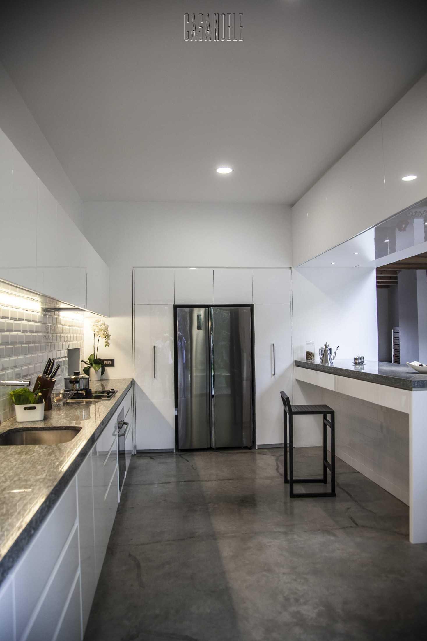 Project Kitchen Set Ms B Desain Arsitek Oleh Casanoble Arsitag