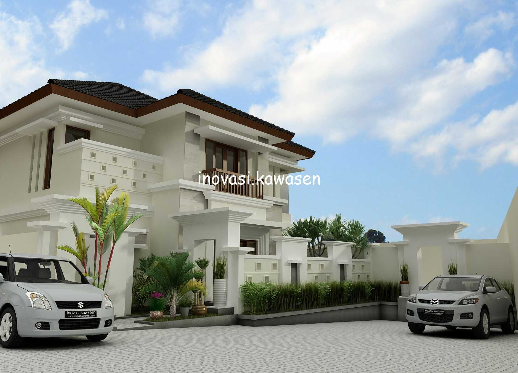 Inovasi Kawasen Desain Villa Bpk. Vadara Bogor, Jawa Barat, Indonesia Bogor, Jawa Barat, Indonesia Inovasikawasen-Desain-Villa-Bpk-Vadara  89442