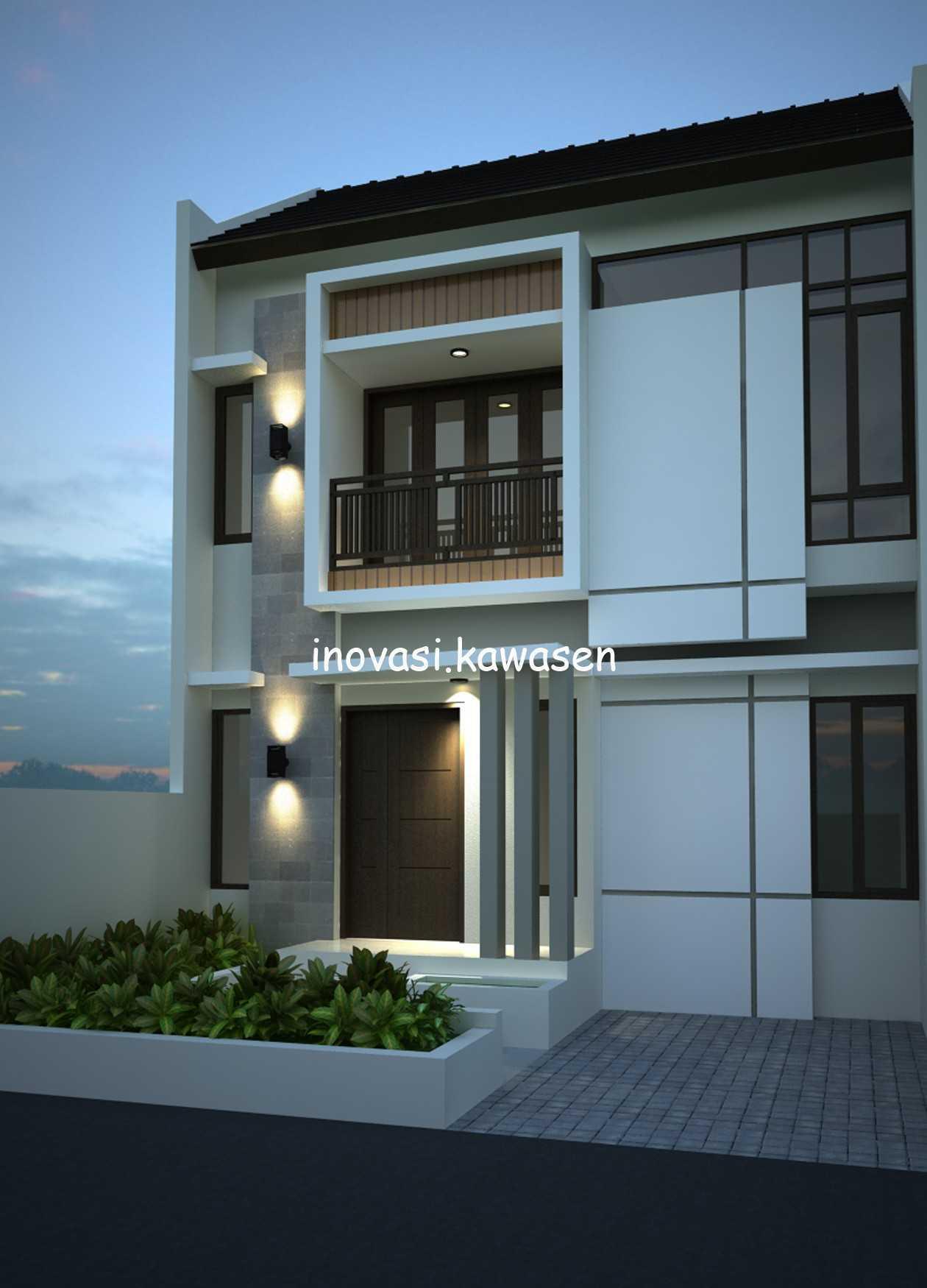 Inovasi Kawasen Renovasi Rumah Type 45 ( Desain ) Kota Depok, Jawa Barat, Indonesia Kota Depok, Jawa Barat, Indonesia Inovasi-Kawasen-Renovasi-Rumah-Type-45-Desain-  89831