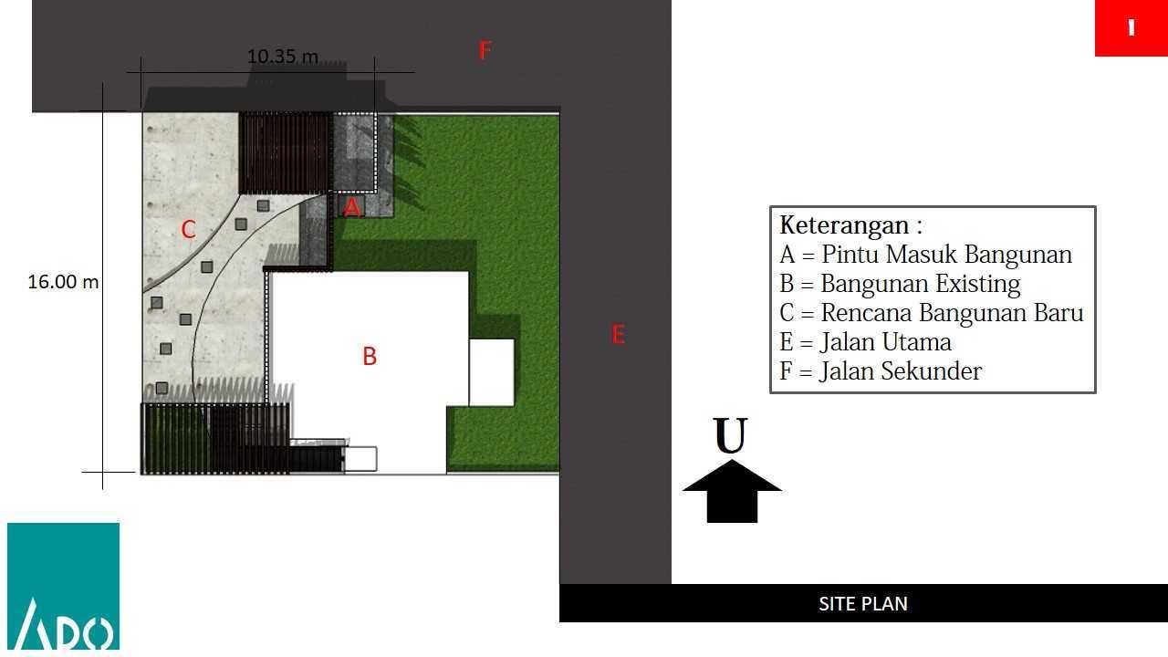 Ado Architect Yogyakarta Solid Void House Sumatera Utara, Indonesia Sumatera Utara, Indonesia David-Ricardo-Solid-Void-House  58442