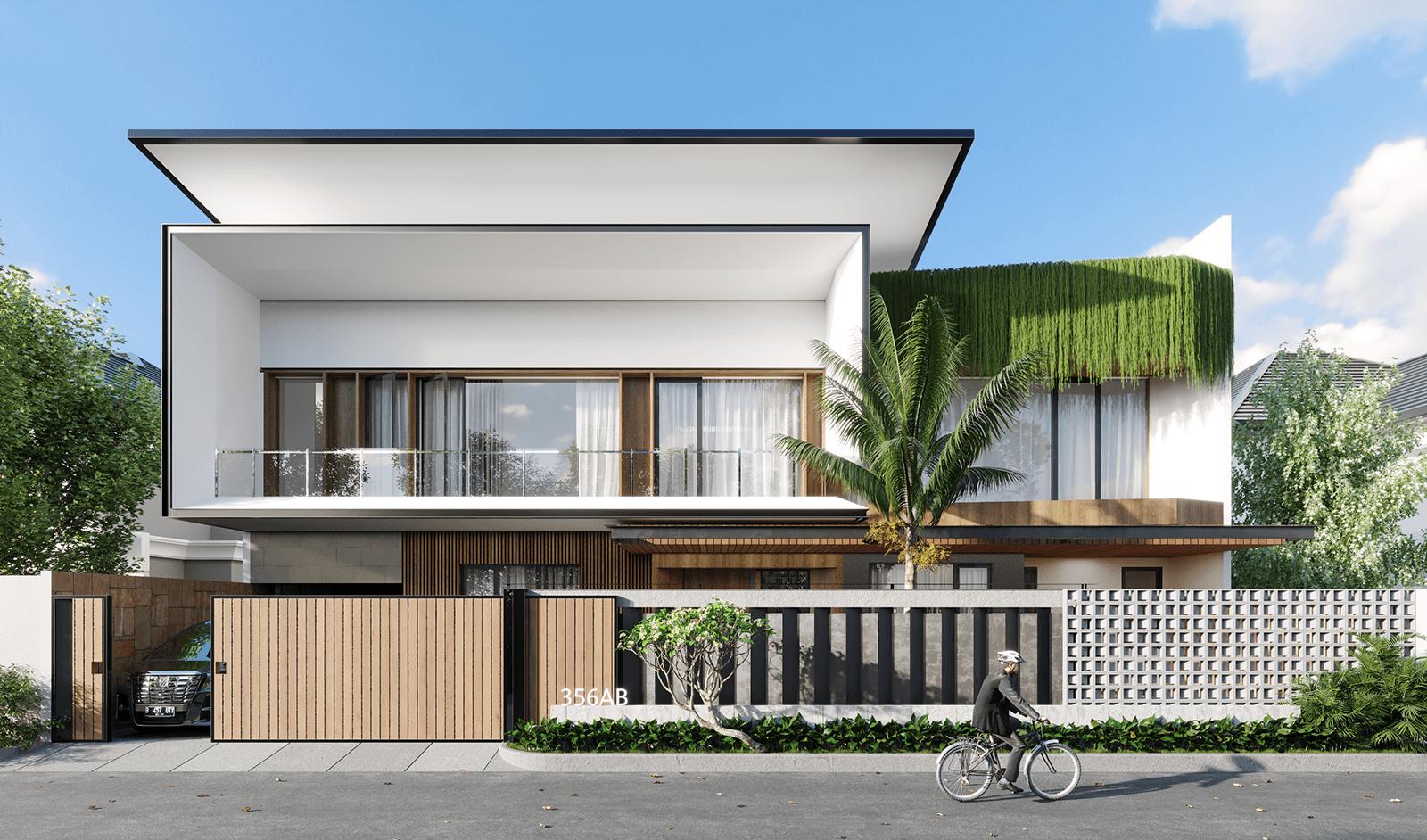 Zwei Architects Indonesia L House Bekasi, Kota Bks, Jawa Barat, Indonesia Bekasi, Kota Bks, Jawa Barat, Indonesia Zwei-Architects-Indonesia-L-House  110300
