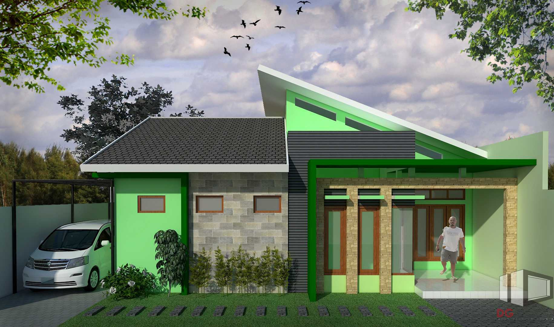 Jasa Arsitek DG DESIGN ARSITEKTUR di Surakarta