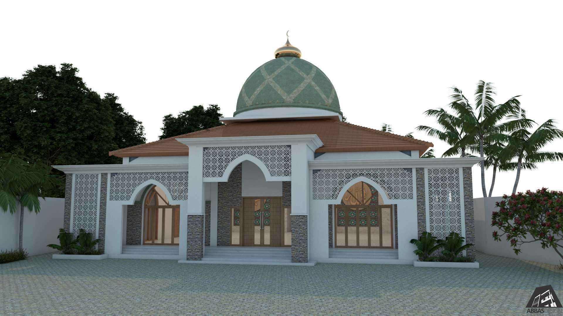 Jasa Arsitek Abbas Design Construction di Lampung Barat