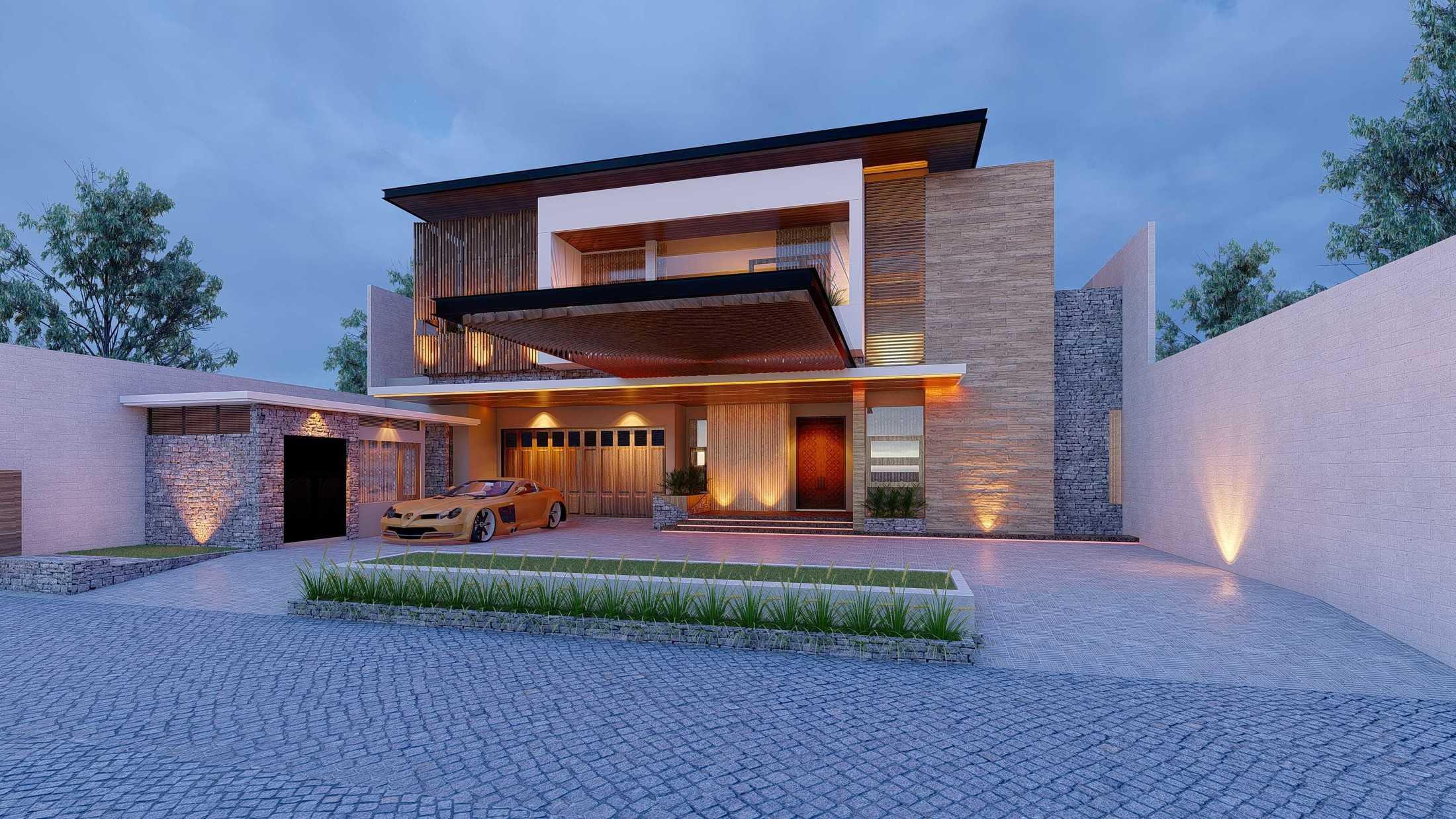 Conarch Studio Mrs. Regina's House Semarang, Kota Semarang, Jawa Tengah, Indonesia Semarang, Kota Semarang, Jawa Tengah, Indonesia Conarch-Bangun-Sejahtera-Mrs-Reginas-House  79513