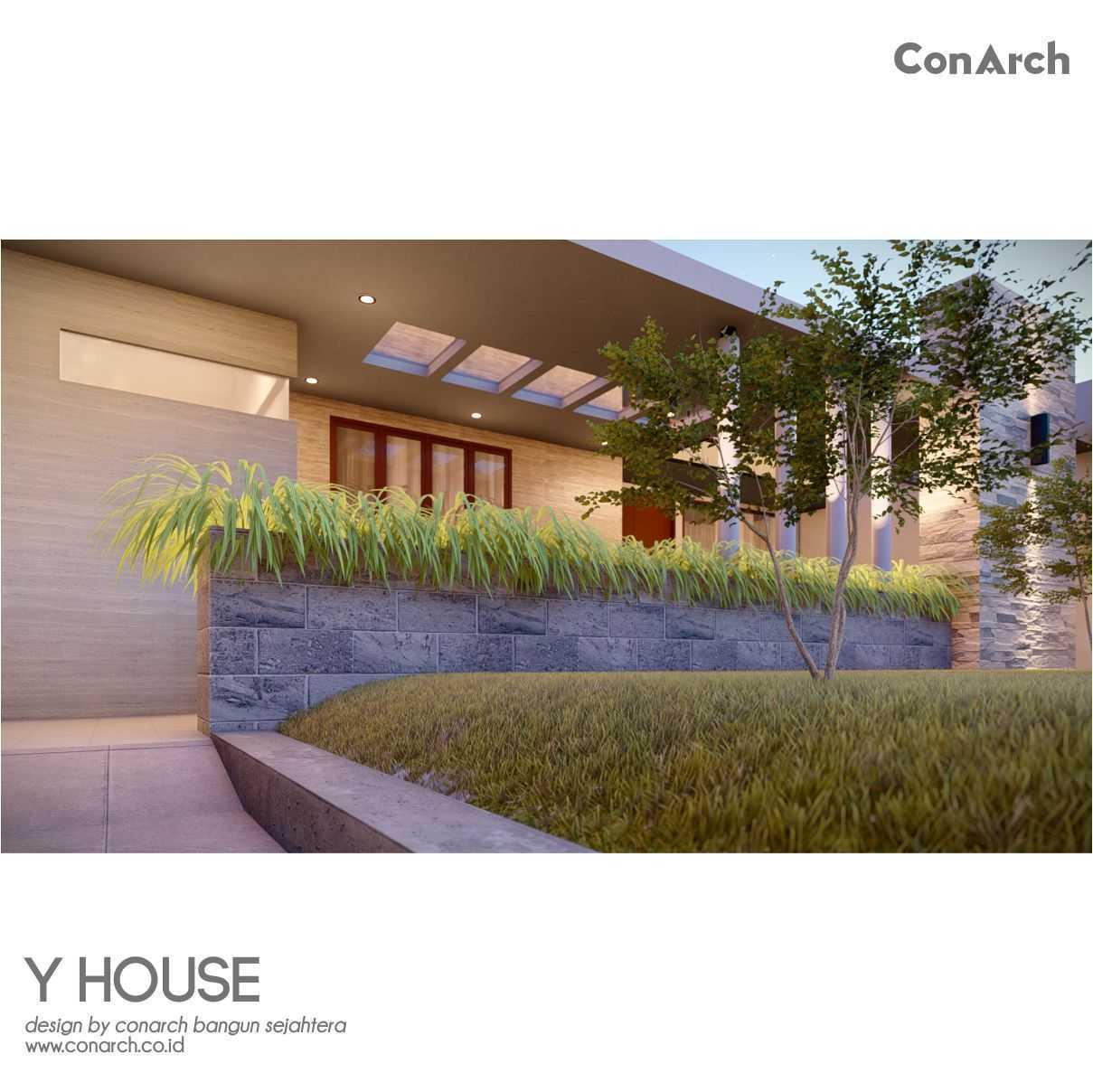 Conarch Studio Mr. Yohan House Klaten, Kabupaten Klaten, Jawa Tengah, Indonesia Klaten, Kabupaten Klaten, Jawa Tengah, Indonesia Conarch-Bangun-Sejahtera-Mr-Yohan-House  82526