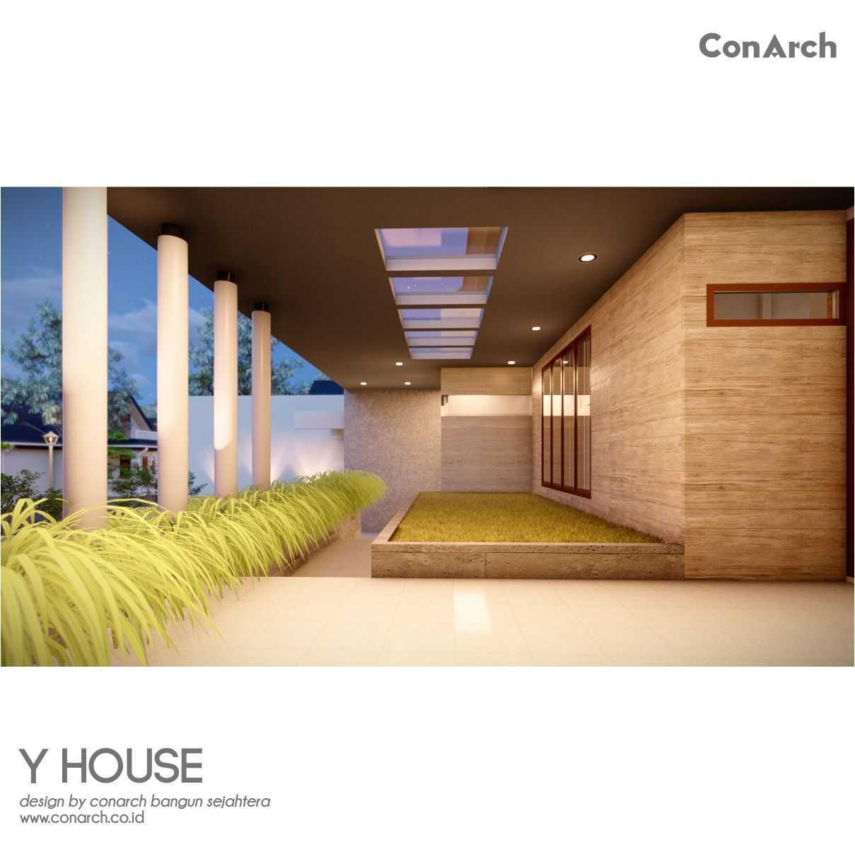 Conarch Studio Mr. Yohan House Klaten, Kabupaten Klaten, Jawa Tengah, Indonesia Klaten, Kabupaten Klaten, Jawa Tengah, Indonesia Conarch-Bangun-Sejahtera-Mr-Yohan-House  82528