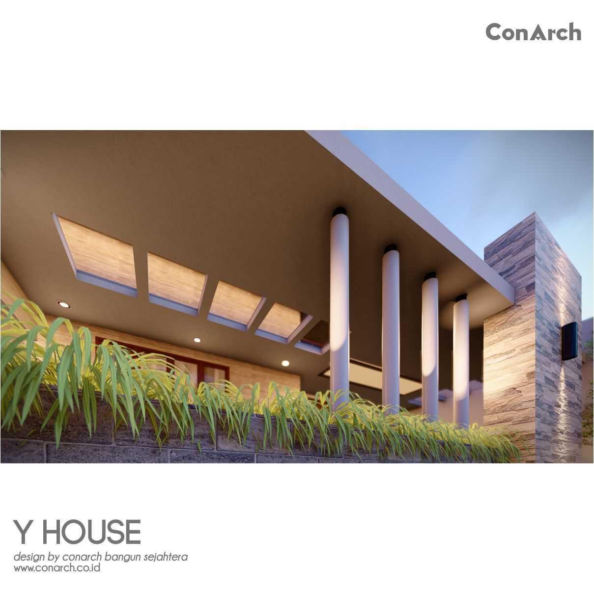 Conarch Studio Mr. Yohan House Klaten, Kabupaten Klaten, Jawa Tengah, Indonesia Klaten, Kabupaten Klaten, Jawa Tengah, Indonesia Conarch-Bangun-Sejahtera-Mr-Yohan-House  82531