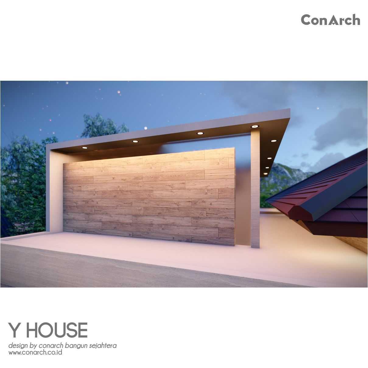 Conarch Studio Mr. Yohan House Klaten, Kabupaten Klaten, Jawa Tengah, Indonesia Klaten, Kabupaten Klaten, Jawa Tengah, Indonesia Conarch-Bangun-Sejahtera-Mr-Yohan-House  82533
