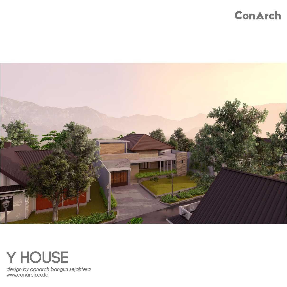 Conarch Studio Mr. Yohan House Klaten, Kabupaten Klaten, Jawa Tengah, Indonesia Klaten, Kabupaten Klaten, Jawa Tengah, Indonesia Conarch-Bangun-Sejahtera-Mr-Yohan-House  82534