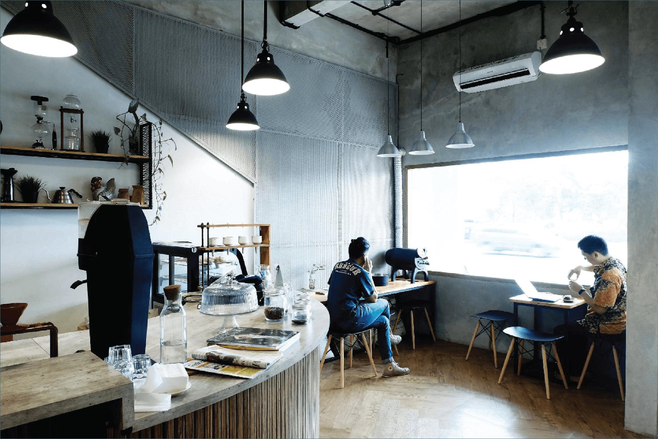 Sylvan Interior Design & Build Emmetropia Coffee Serpong, Kota Tangerang Selatan, Banten, Indonesia Serpong, Kota Tangerang Selatan, Banten, Indonesia Sylvan-Interior-Design-Emmetropia-Coffee  83358