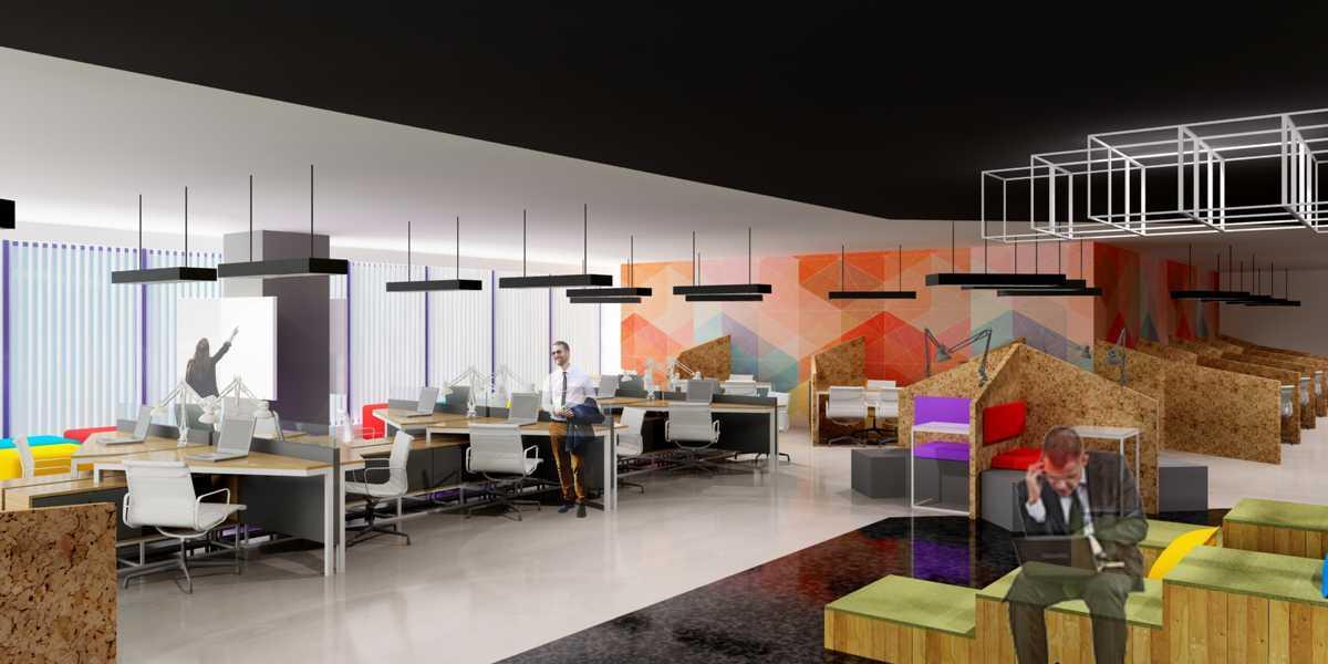 Im Design Associates Openway Office Interior Concepts Design Jakarta, Daerah Khusus Ibukota Jakarta, Indonesia Jakarta, Daerah Khusus Ibukota Jakarta, Indonesia Im-Design-Associates-Openway-Office-Interior-Concepts-Design  73144