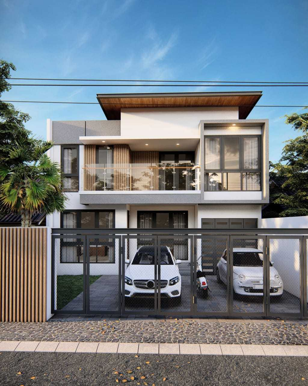 Bilikdesain Architecture Design - Bl House Jakarta Selatan, Kota Jakarta Selatan, Daerah Khusus Ibukota Jakarta, Indonesia Jakarta Selatan, Kota Jakarta Selatan, Daerah Khusus Ibukota Jakarta, Indonesia Bilikdesain-Architecture-Design-Bl-House  110567