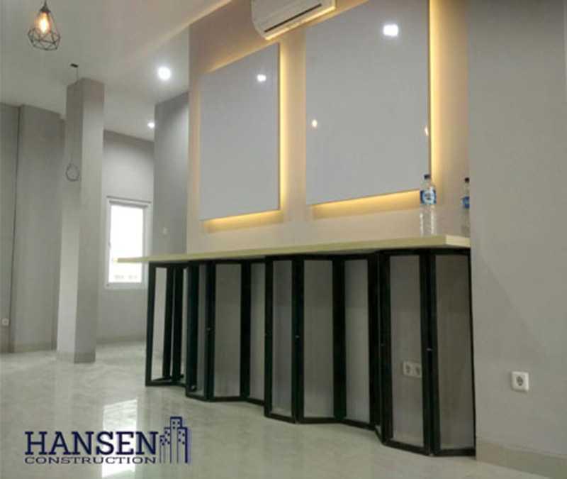 Hansen Construction Grab Office Jakarta, Daerah Khusus Ibukota Jakarta, Indonesia Jakarta, Daerah Khusus Ibukota Jakarta, Indonesia Hansen-Construction-Grab-Office  60251