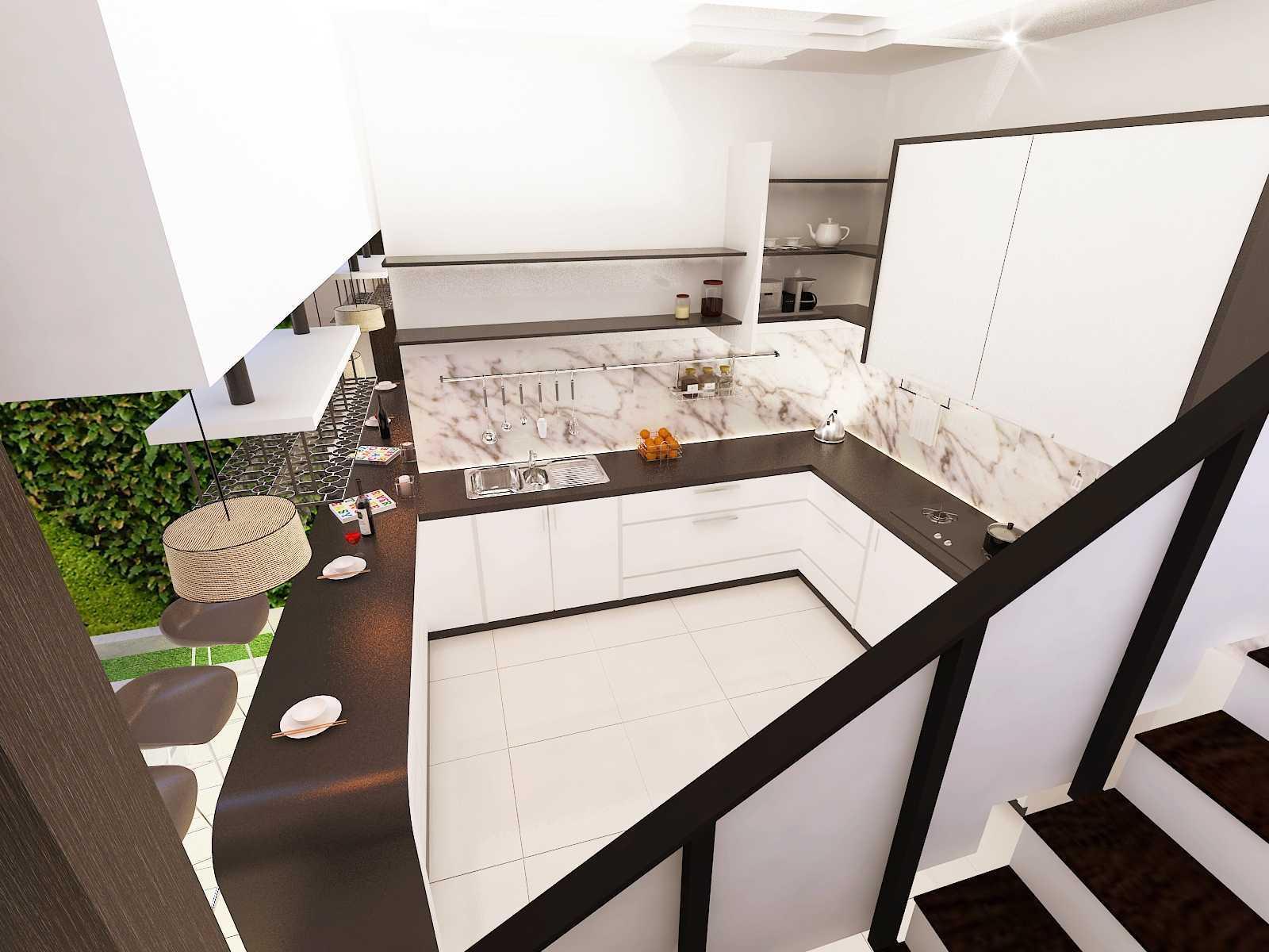 Project Project Kitchen Set Desain Arsitek Oleh