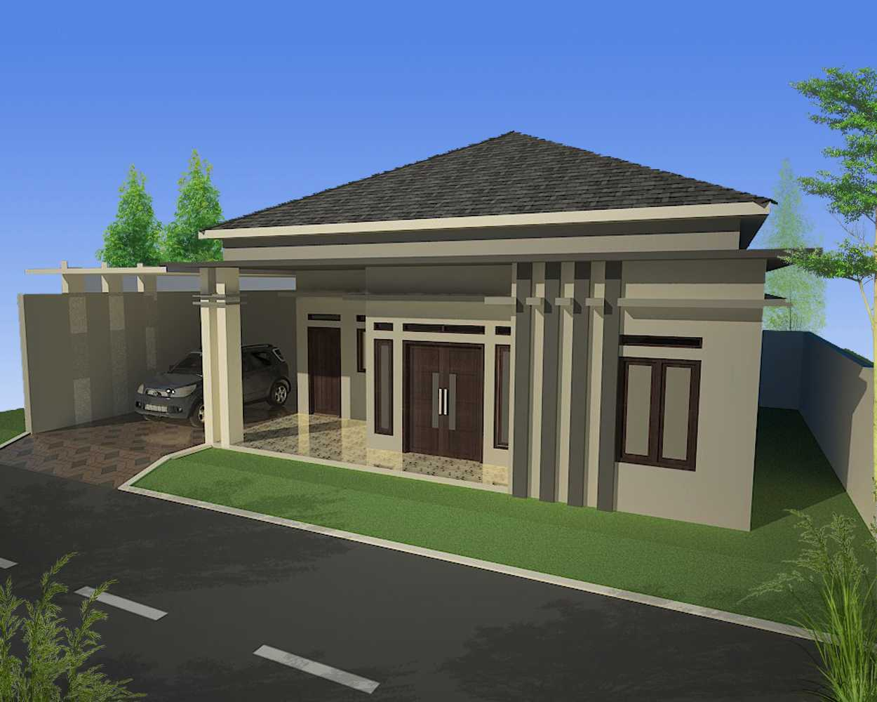 Jasa Design and Build Aditia Purnomo di Tulangbawang