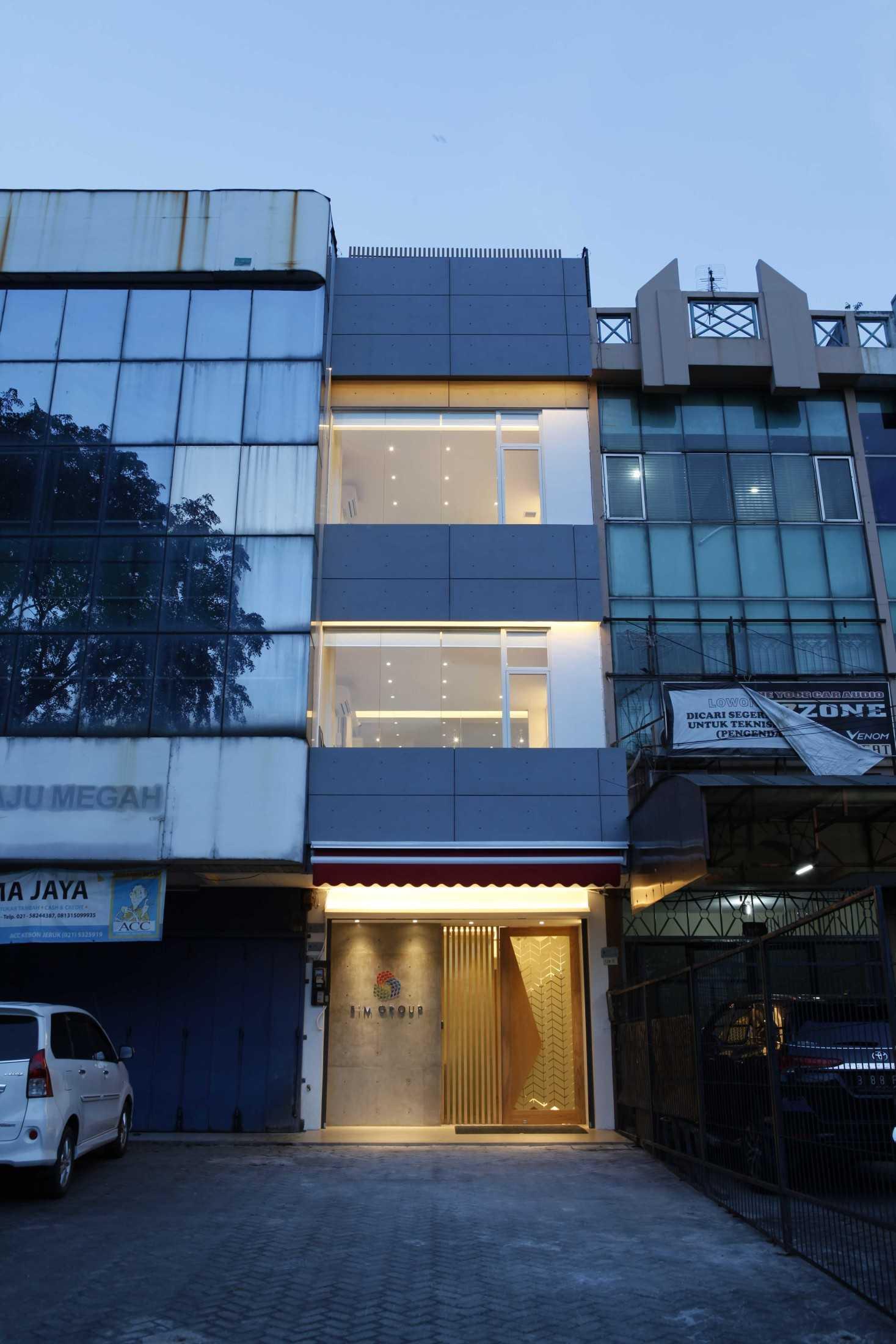 Design Intervention Simland Office Jakarta, Daerah Khusus Ibukota Jakarta, Indonesia Jakarta, Daerah Khusus Ibukota Jakarta, Indonesia Design-Intervention-Simland-Office  71076