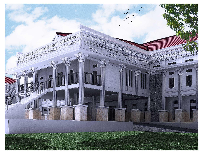 Jasa Arsitek Jhonly Henoch Kapantow di Papua