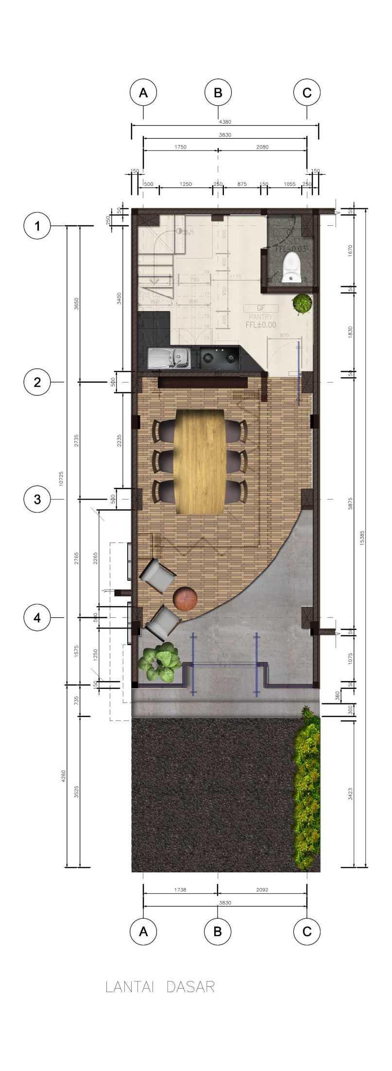 Studio Rakit Grata Consultant Building Design Kota Tgr. Sel., Kota Tangerang Selatan, Banten, Indonesia Kota Tgr. Sel., Kota Tangerang Selatan, Banten, Indonesia Studio-Rakit-Grata-Consultant-Building-Design  62290
