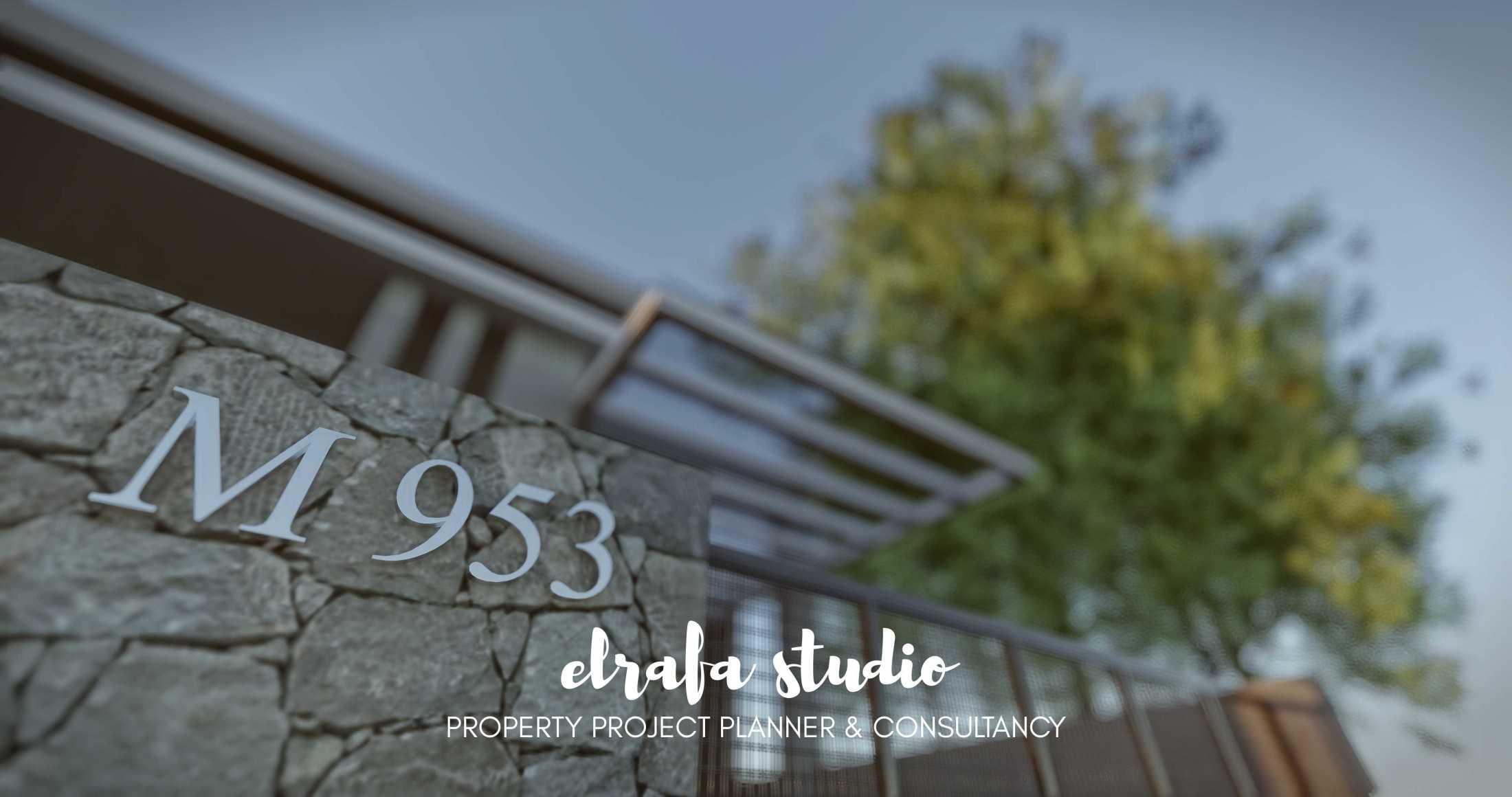 Elrafa Studio Desain Rumah Ba - Kalimantan Kalimantan Timur, Indonesia Kalimantan Timur, Indonesia Elrafa-Studio-Desain-Rumah-Bpk-Aris-Kalimantan  63523