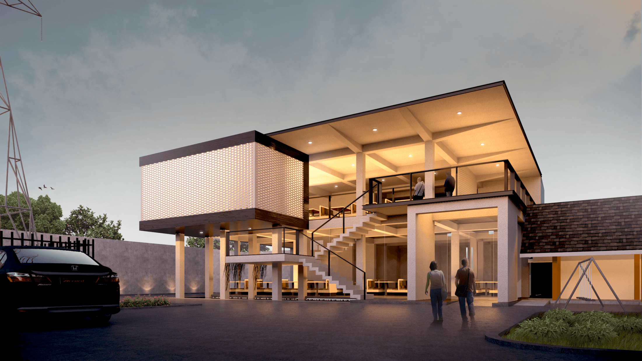 Jasa Design and Build FAU Architects di Jawa Tengah