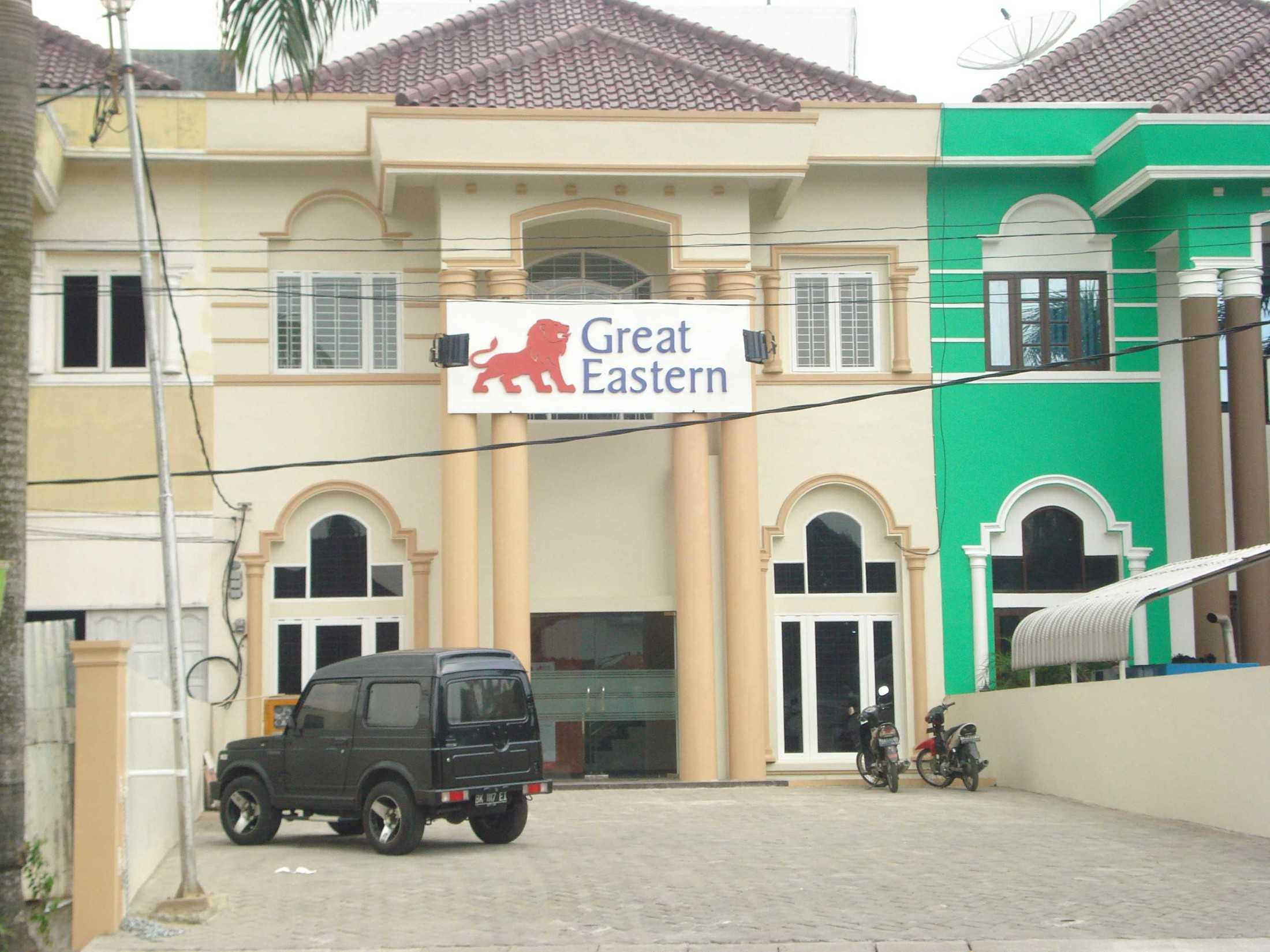 Jasa Kontraktor Christopher Lim di Sumatera