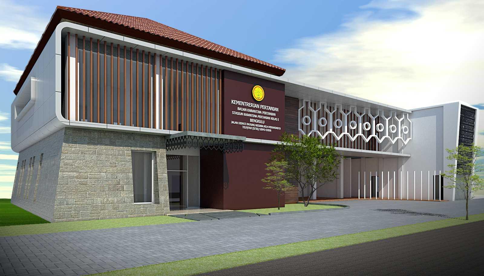 Jasa Arsitek Studié by Ivan Eldo di Bengkulu