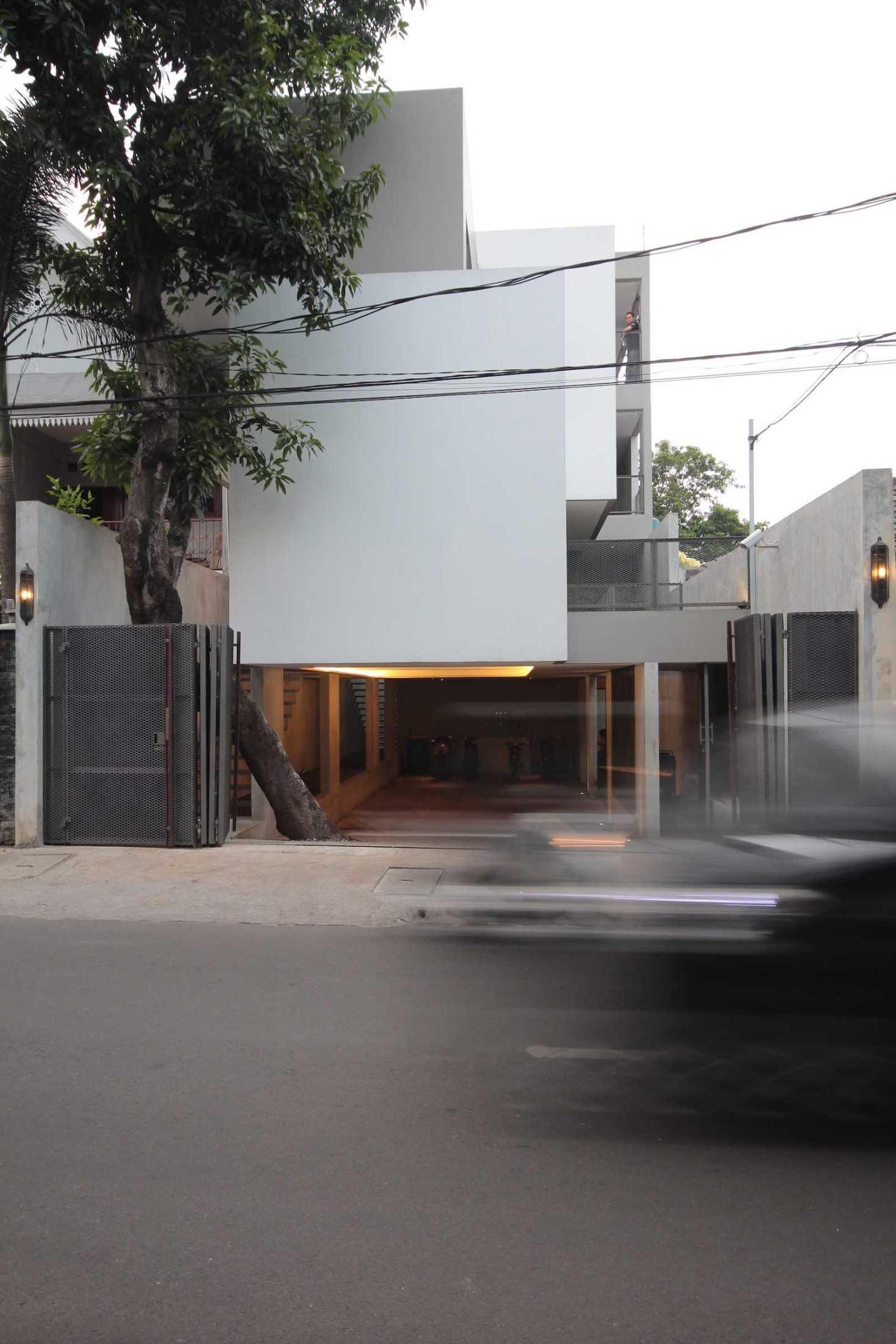Armschitecture S Plot Housing Jakarta, Daerah Khusus Ibukota Jakarta, Indonesia Jakarta, Daerah Khusus Ibukota Jakarta, Indonesia Armschitecture-S-Plot-Housing Minimalist 65857