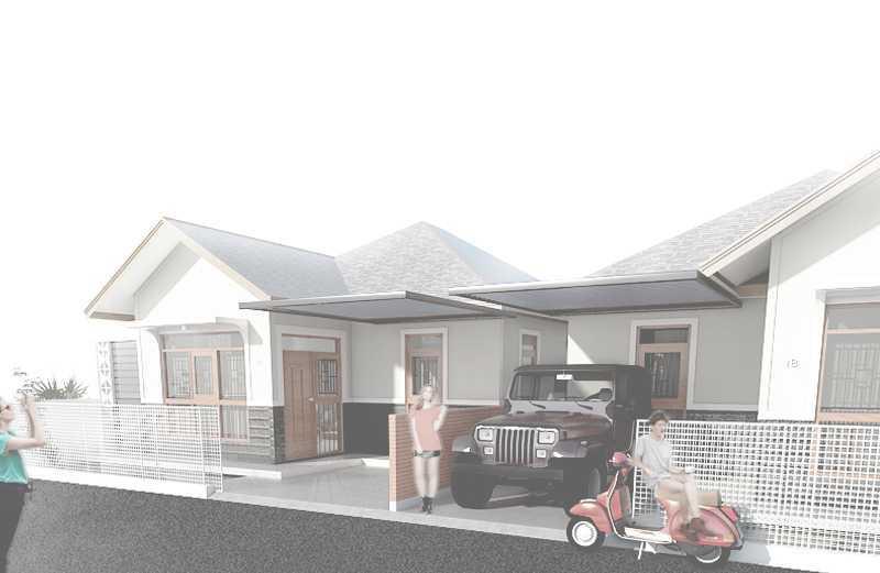 Namiabi Arsitek Rizal Twin House Lembang, Kabupaten Bandung Barat, Jawa Barat, Indonesia Lembang, Kabupaten Bandung Barat, Jawa Barat, Indonesia Namiabi-Arsitek-Rizal-Twin-House  66161