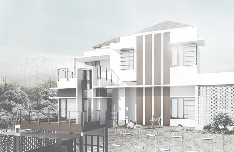 Namiabi Arsitek Mr. Ali Private House Jalan Mawar No.1, Mekarsaluyu, Cimenyan, Bandung, Jawa Barat 40198, Indonesia Jalan Mawar No.1, Mekarsaluyu, Cimenyan, Bandung, Jawa Barat 40198, Indonesia Namiabi-Arsitek-Mr-Ali-Private-House  66166