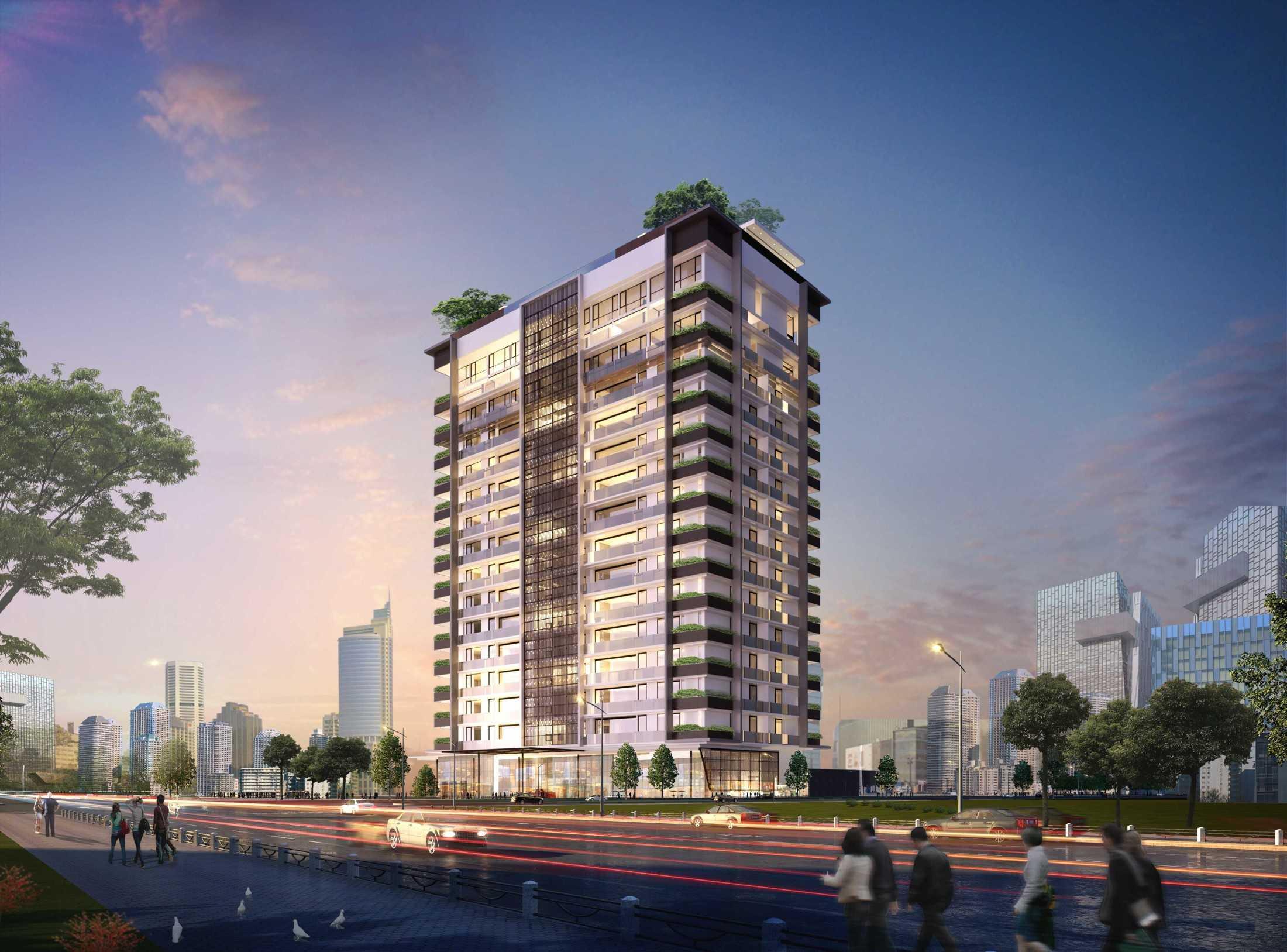 Gohte Architects The Attala 14460, Indonesia 14460, Indonesia Gohte-Architects-The-Attala  96601