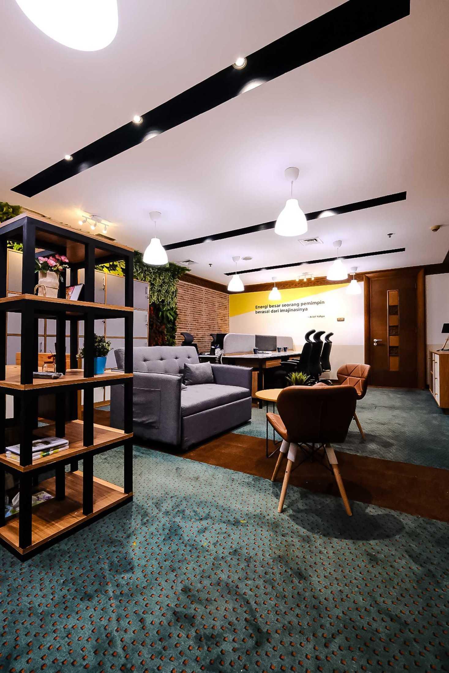 Jasa Design and Build Egar Putra Bahtera di Jakarta
