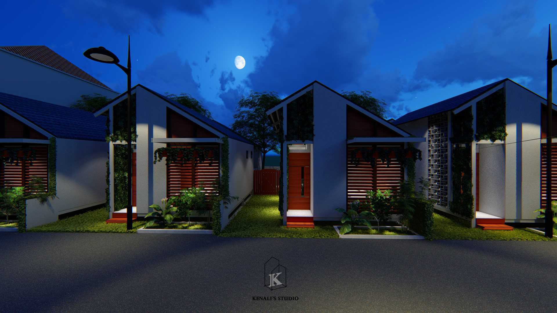 Jasa Arsitek Kenali's Studio di Semarang