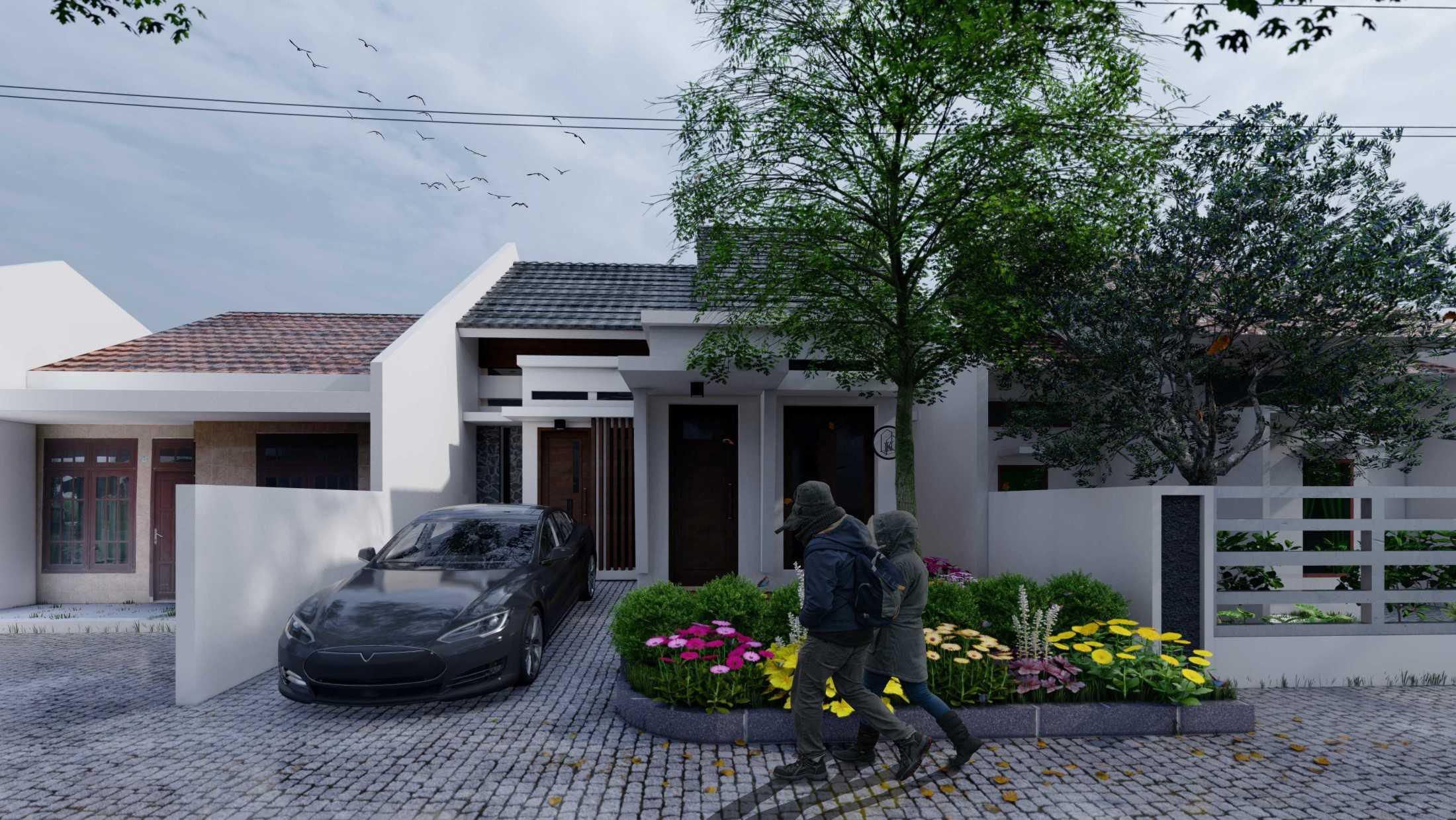 Jasa Arsitek Kenali's Studio di Demak