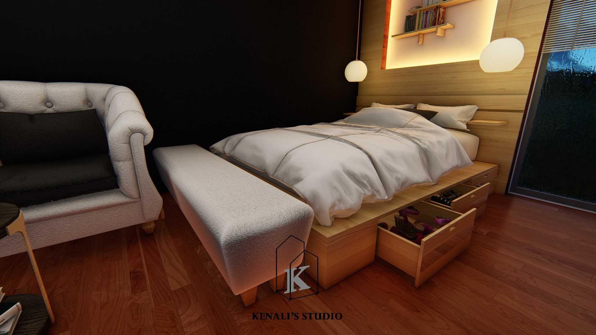 Kenali's Studio Project : Lowlit Bedroom Italia Italia Kenalis-Studio-Project-Lowlit-Bedroom  72928