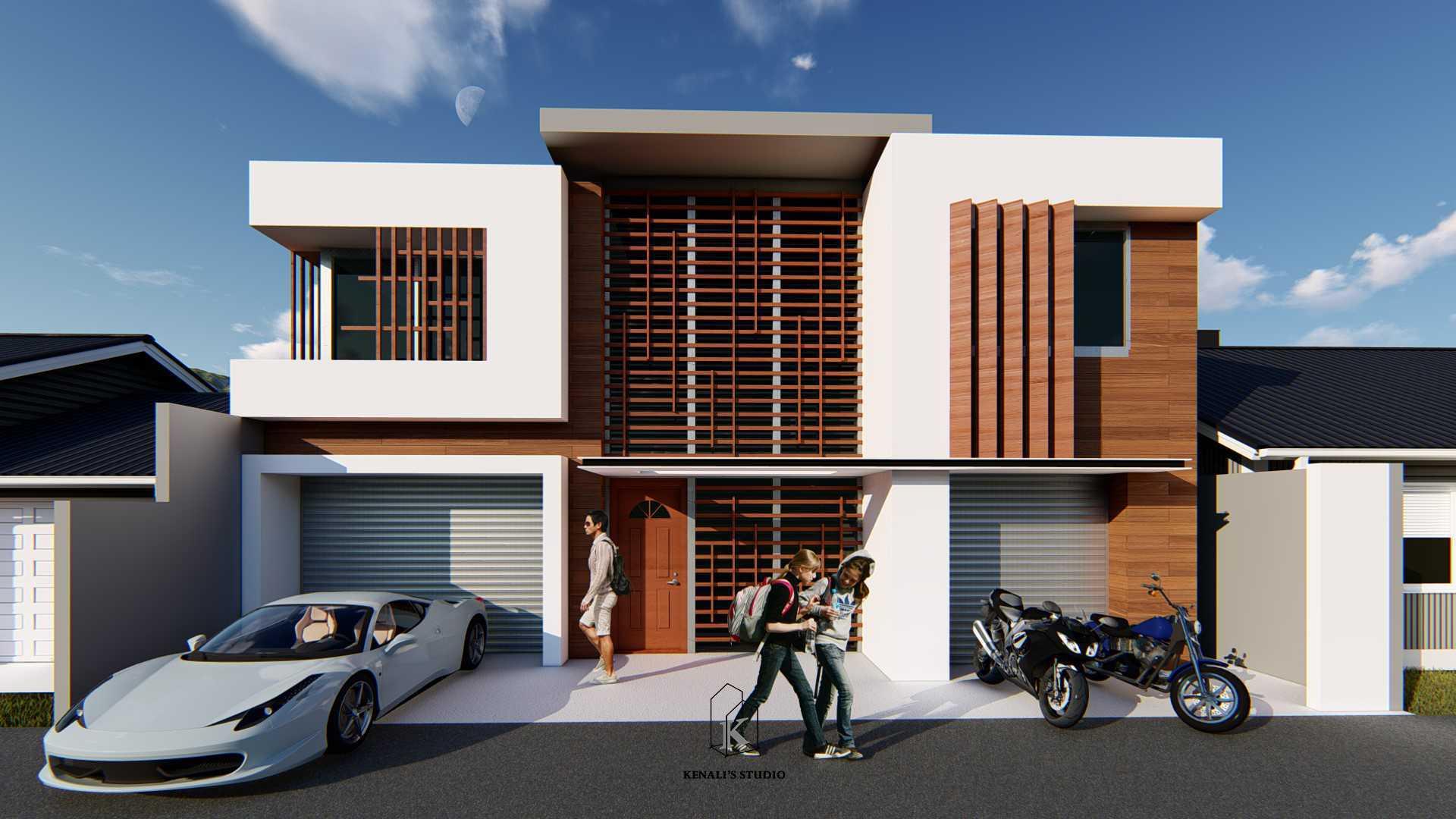 Jasa Arsitek Kenali's Studio di Surakarta