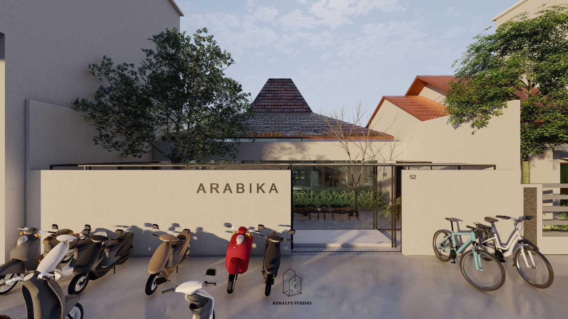 Kenali's Studio Arabika Cafe Semarang, Kota Semarang, Jawa Tengah, Indonesia Semarang, Kota Semarang, Jawa Tengah, Indonesia Kenalis-Studio-Arabika-Cafe  93652
