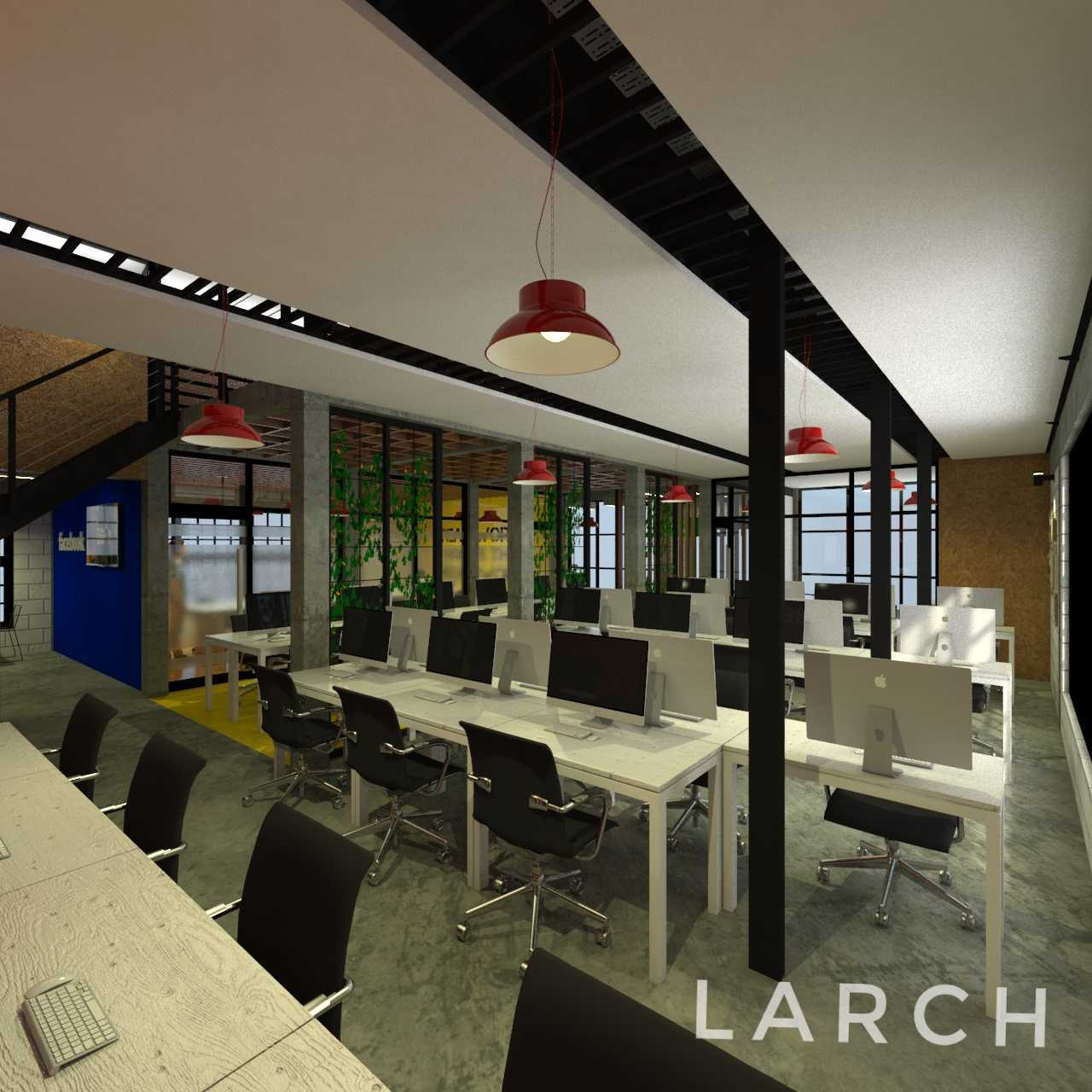 Jasa Design and Build Larch Architecture Team di Indonesia