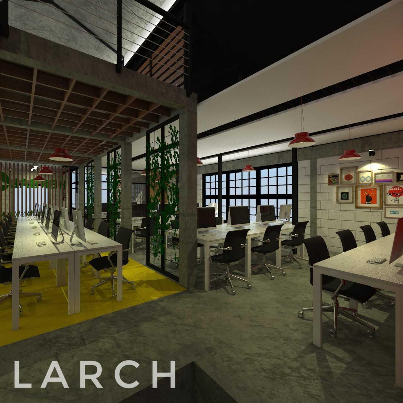 Larch Architecture Team Kantor Herbaltv Tasikmalaya, Jawa Barat, Indonesia Tasikmalaya, Jawa Barat, Indonesia Larch-Architecture-Team-Kantor-Herbaltv  67050
