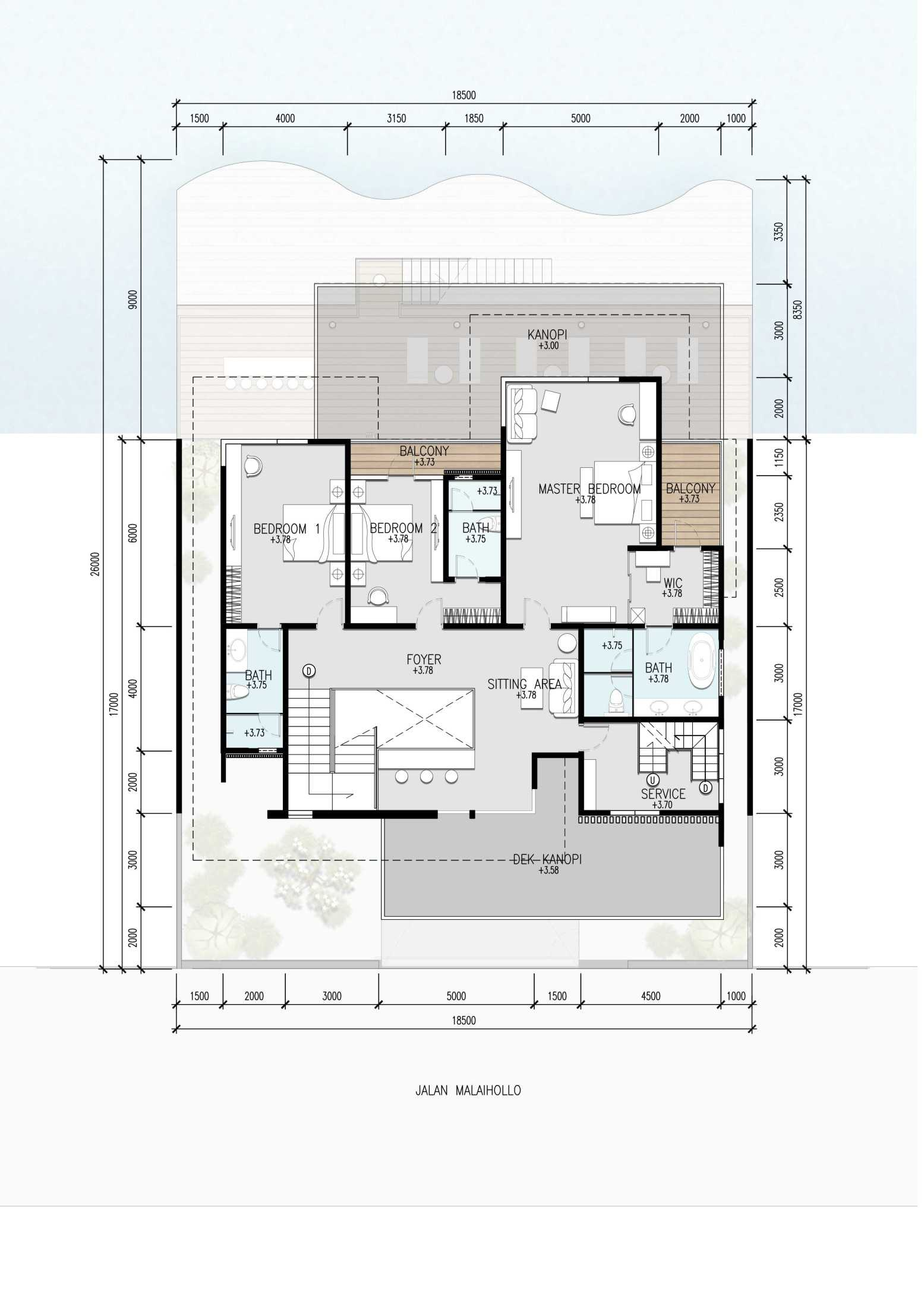 Baskara Design And Planning Malaiholo Residence Pulau Ambon, Maluku, Indonesia Pulau Ambon, Maluku, Indonesia Baskara-Design-And-Planning-Malaiholo-Residence  67074